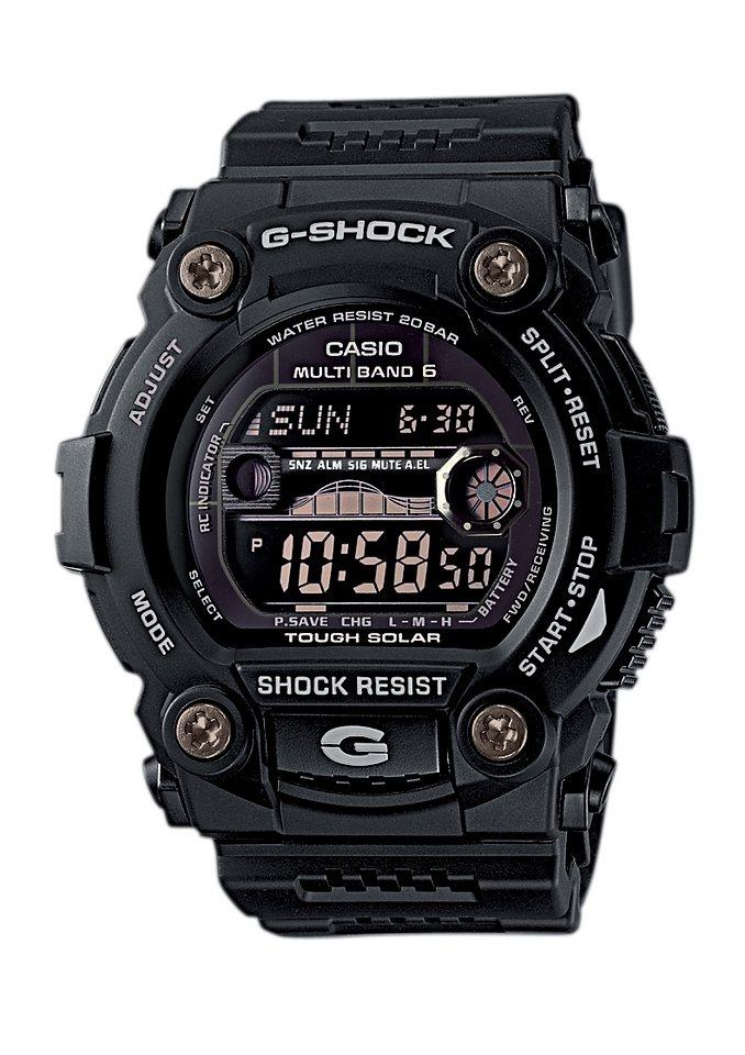 Casio G-Shock Funkchronograph »GW-7900B-1ER« in schwarz