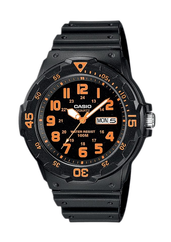 Casio Collection Quarzuhr »MRW-200H-4BVEF«