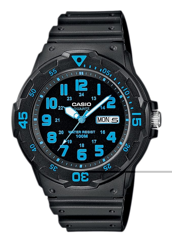 "Casio Collection, Armbanduhr, ""MRW-200H-2BVEF"""