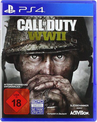 Call Of Duty: World War II PlayStation 4