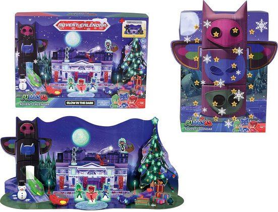 Dickie Toys Spiel, »PJ Masks Advent Calendar«