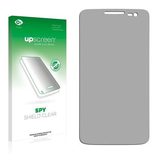 upscreen Schutzfolie »für Alcatel One Touch OT-5035 XPop«, Folie Schutzfolie Sichtschutz klar anti-spy