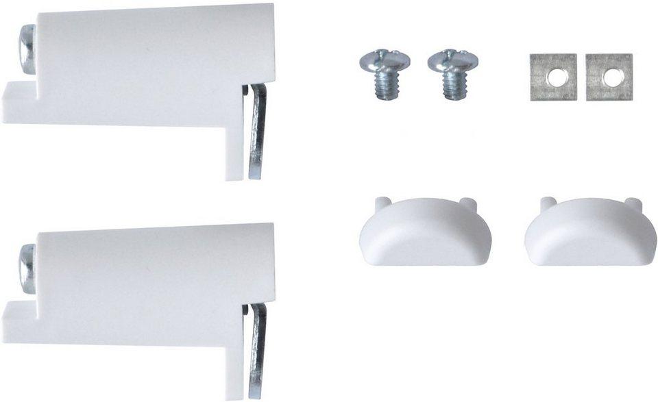 klemmtr ger f r doppel rollos good life louisa 2er pack online kaufen otto. Black Bedroom Furniture Sets. Home Design Ideas