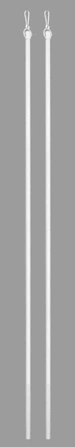 Schleuderstab, Indeko, »Alu« in weiß
