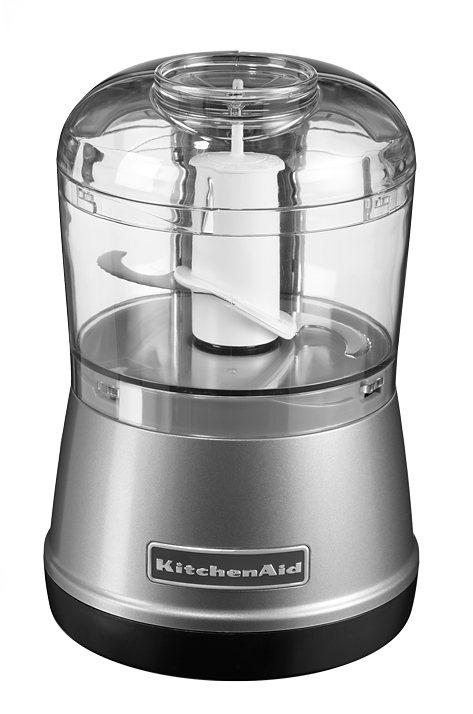 KitchenAid Zerhacker 5KFC3515ECU, 0,83 Liter, 240 Watt in Silber
