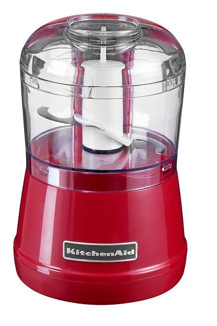 KitchenAid Zerhacker 5KFC3515EER, 0,83 Liter, 240 Watt in Empire Red