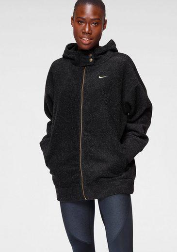 Nike Trainingsjacke »Women's Full-zip Training Hoodie«