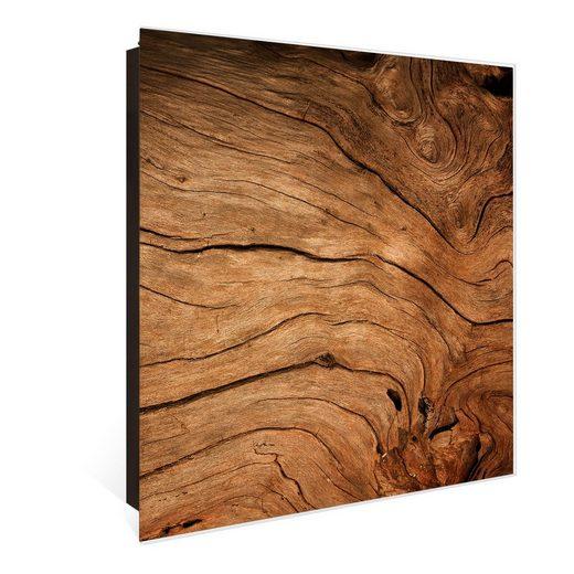 banjado Schlüsselkasten »Motiv Trockenes Holz«