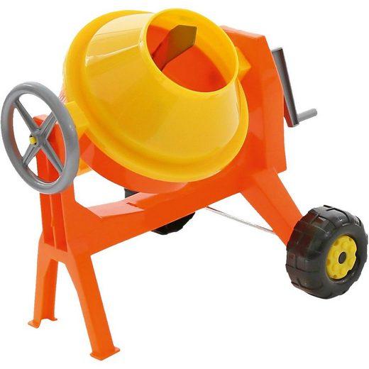 WADER QUALITY TOYS Outdoor-Spielzeug »Betonmischer Cavallino, Breite ca. 24 cm«