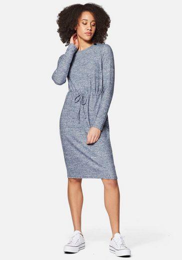 Mavi Strickkleid »KNIT DRESS« mit Bindeband in der Taille für den perfekten Sitz
