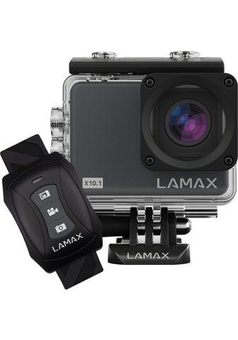 LAMAX »X10.1« Action Cam (4K su komplettem Z...