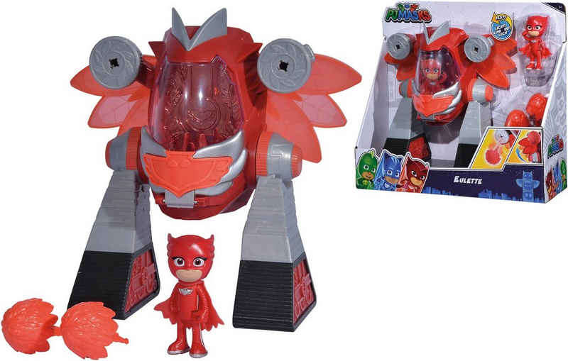 SIMBA Roboter »PJ Masks, Turbo Roboter Eulette«, mit Lichteffekten