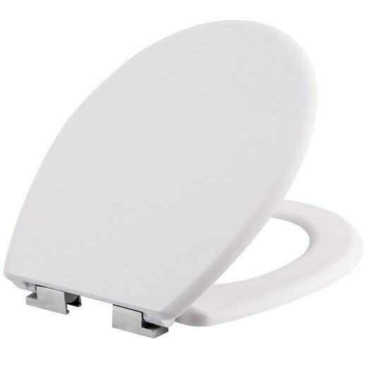 tectake WC-Sitz »WC Sitz mit Motiv«