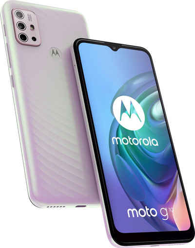 Motorola moto g10 Smartphone (16,51 cm/6,5 Zoll, 64 GB Speicherplatz, 48 MP Kamera)