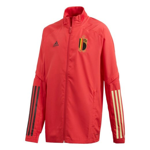 adidas Performance Trainingsjacke »Belgien Präsentationsjacke«