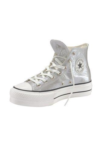 Converse »Chuck Taylor All Star Lift Hi« Platea...
