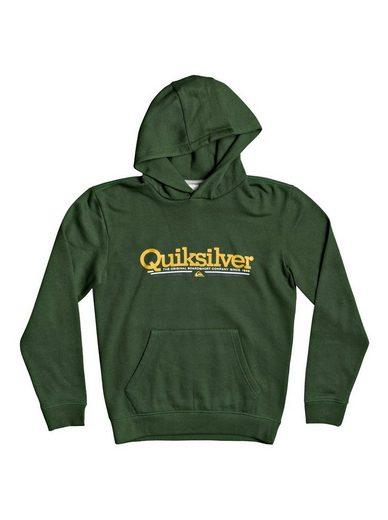 Quiksilver Hoodie »Tropical Lines«