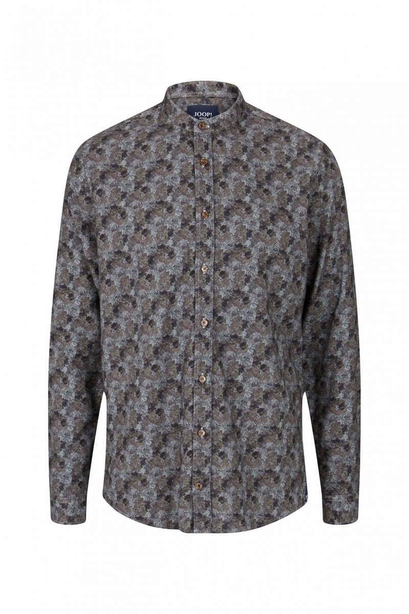Joop Jeans Langarmhemd »Stehkragenhemd Hedde«