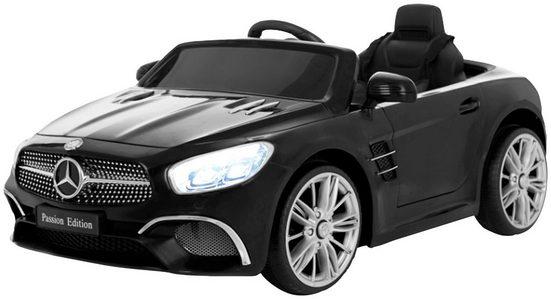 Jamara Elektro-Kinderauto »Ride-on Mercedes-Benz SL 400«, Belastbarkeit 25 kg
