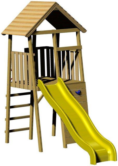 Empfehlung: Spielturm Wendi Toys Falke mit Rutsche und Kletterwand  von Wendi Toys*