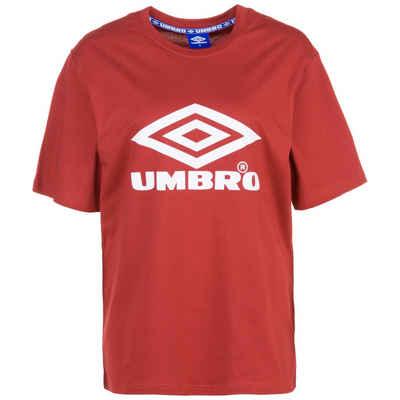 Umbro T-Shirt »Boyfriend Fit Logo«