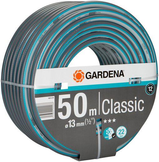 GARDENA Gartenschlauch »Classic, 18010-20«, L: 50 m, 13 mm (1/2)