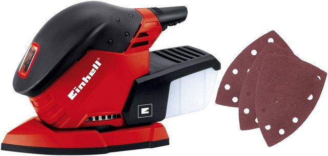 EINHELL Multischleifer »TE-OS 1320«, 130 W   Baumarkt > Werkzeug > Fräsen und Schleifer   Einhell