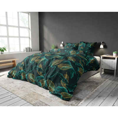 Bettbezug »SLEEPTIME OCEAN WAVE- Bettbezug +Kissenbezüge«, Royal Textile (2 St), Weich, geschmeidig und wärmeregulierend