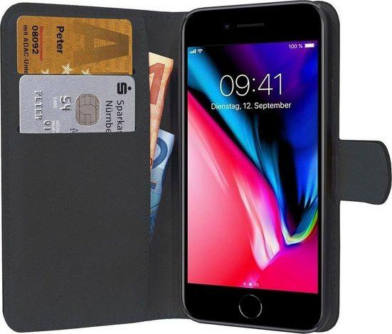 PEDEA Handyhülle »Book Classic für Apple iPhone 8«