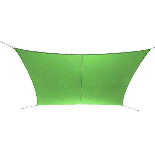 Ribelli Sonnensegel, Sonnensegel, grün, 2 x 3 m