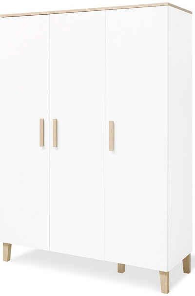Pinolino® Kleiderschrank »Lumi« groß; Made in Europe