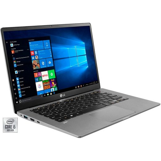 LG gram 14 (14Z90N-V.AP52G), Windows 10 Pro Notebook
