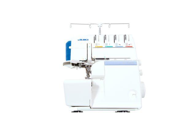 Juki Nähmaschine Juki MO-734DE, Legendäre Overlock für Profinähte und schönste Rollsäume