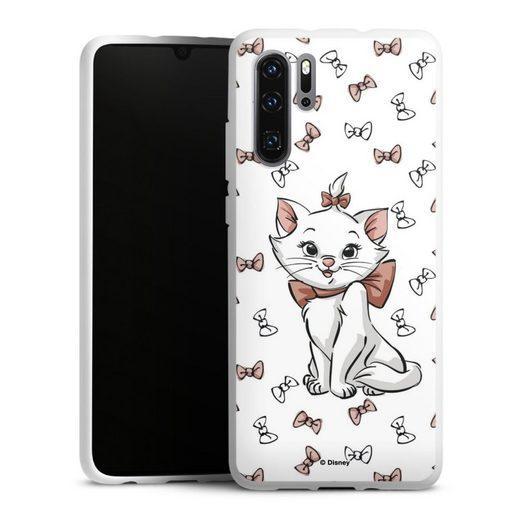 DeinDesign Handyhülle »Marie Shy« Huawei P30 Pro New Edition, Hülle Aristocats Marie Disney Katze