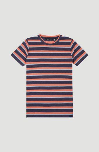 O'Neill T-Shirt »Mateo striped«