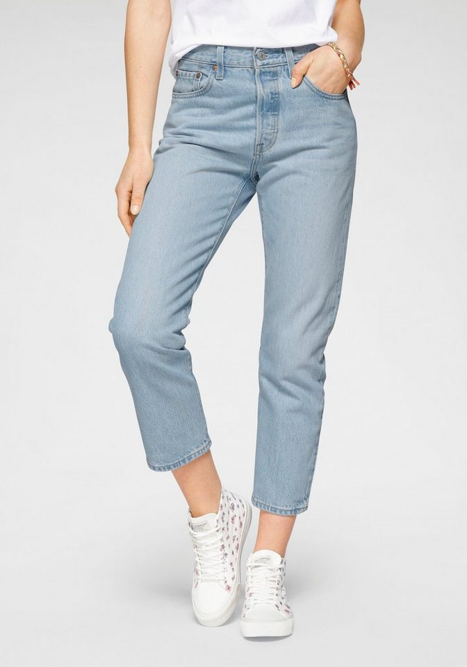 levis - Levi's® 7/8-Jeans »501 Crop - by GNTM«