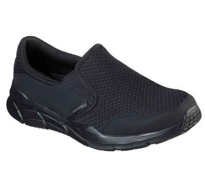Skechers »Equalizer« Slip-On Sneaker mit Air Cooled Memory Foam Ausstattung