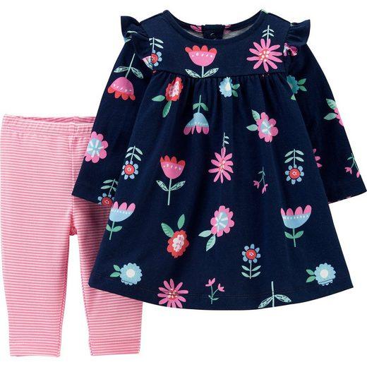 Carter`s Baby Set Jerseykleid + Softbundhose