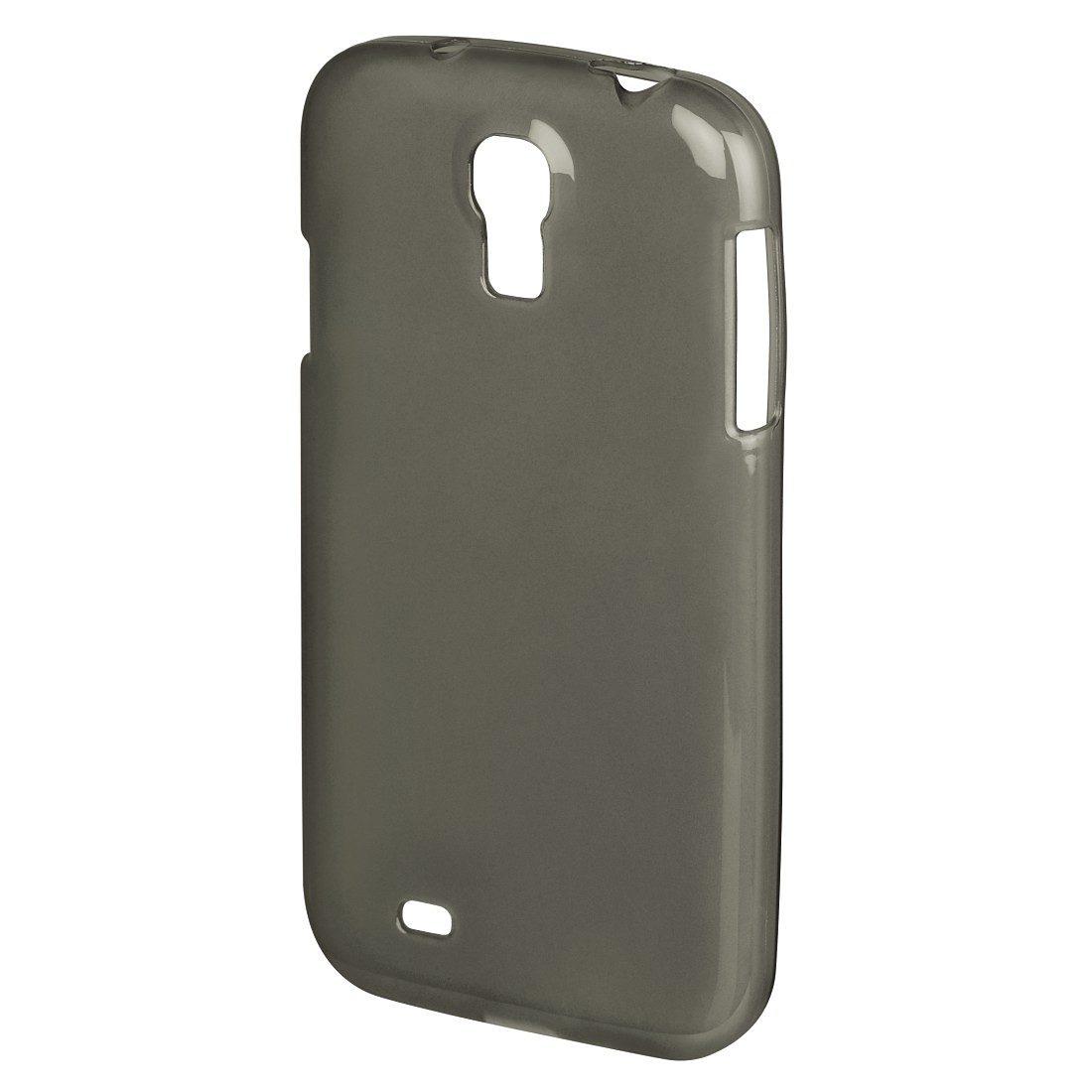 Hama Handy-Cover Crystal für Samsung Galaxy S 4, Grau