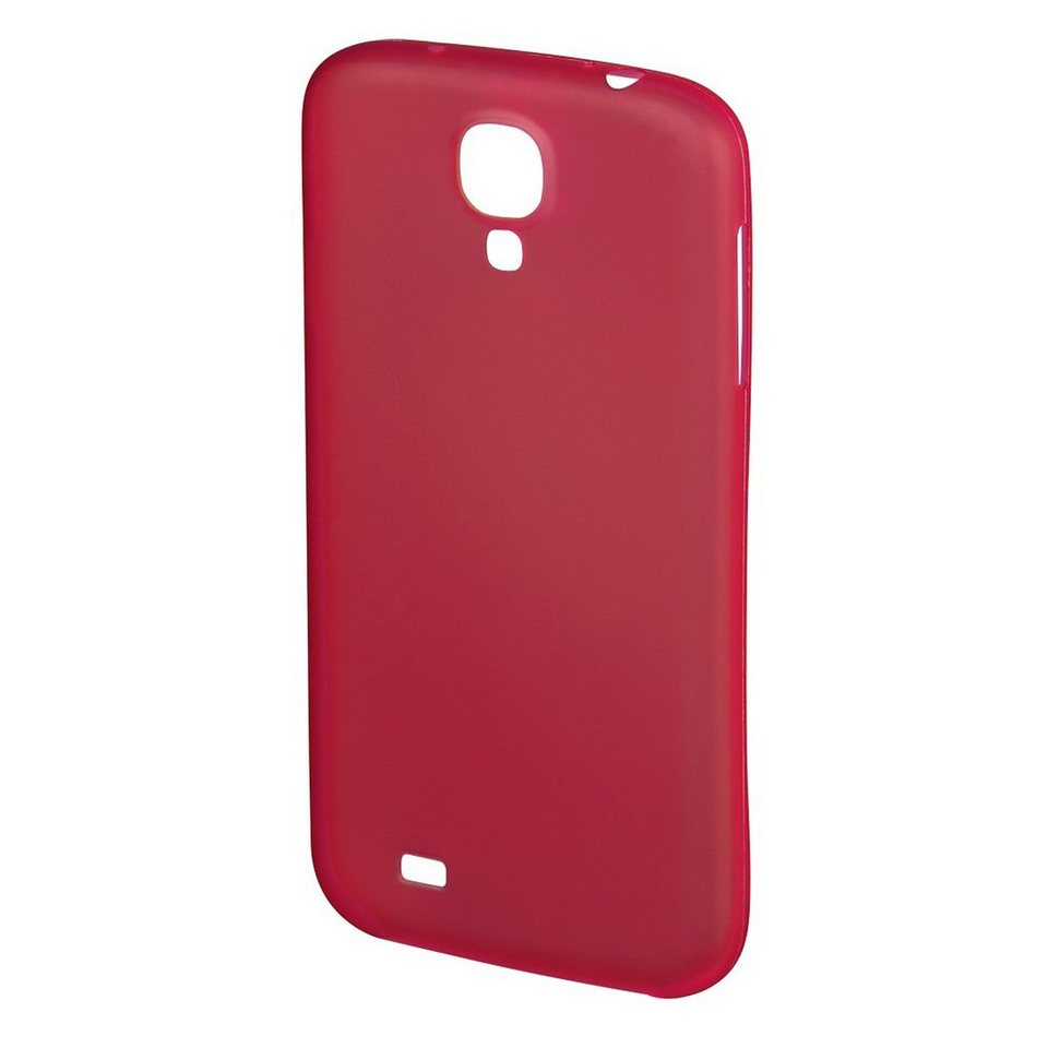 Hama Handy-Cover Ultra Slim für Samsung Galaxy S 4, Pink in Pink