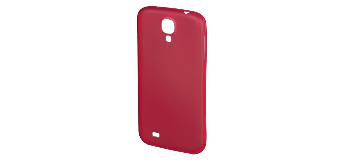 Hama Handy-Cover Ultra Slim für Samsung Galaxy S 4, Pink