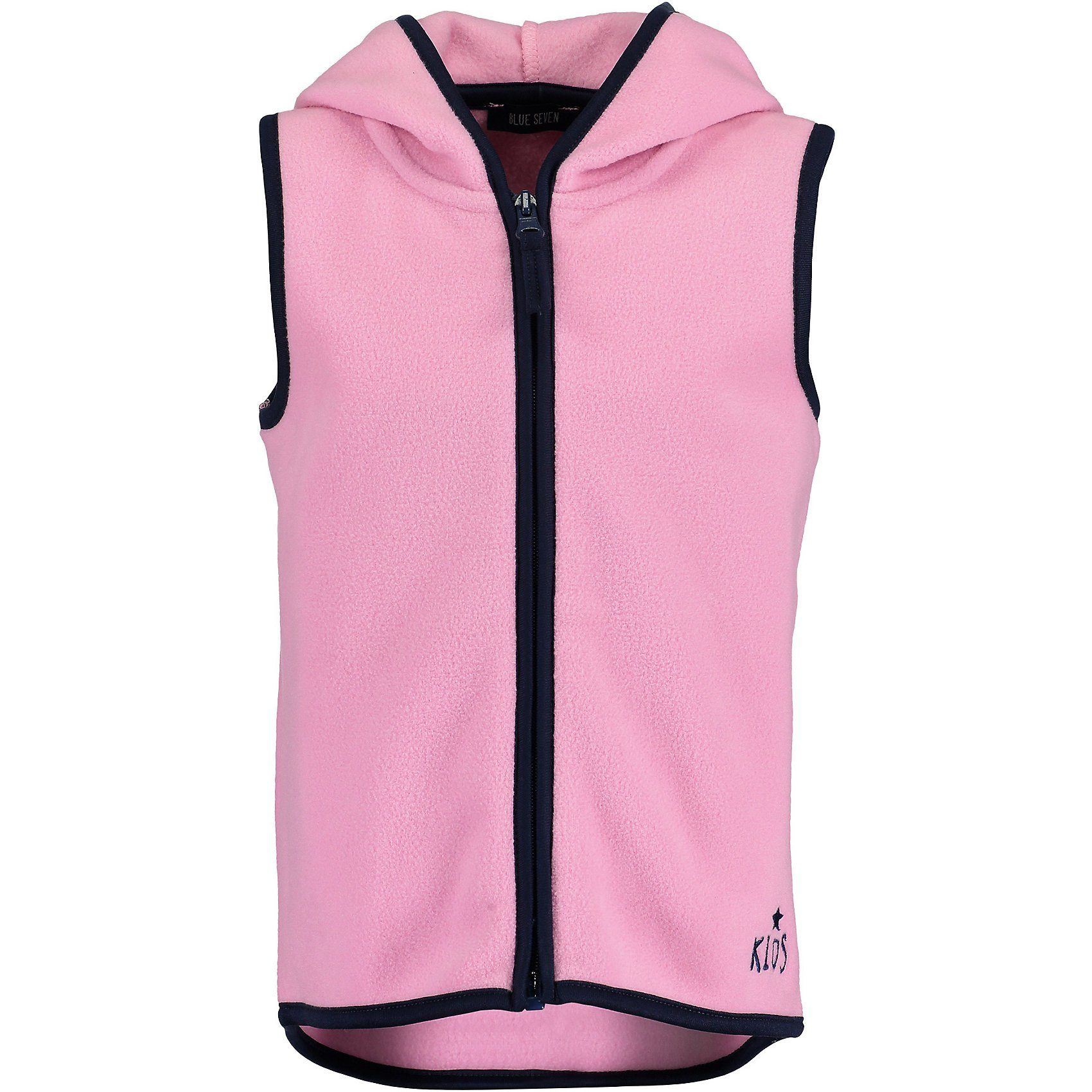 Damen,  Mädchen,  Kinder Blue Seven Fleeceweste für Mädchen rosa | 04055852697058, 04055852697133