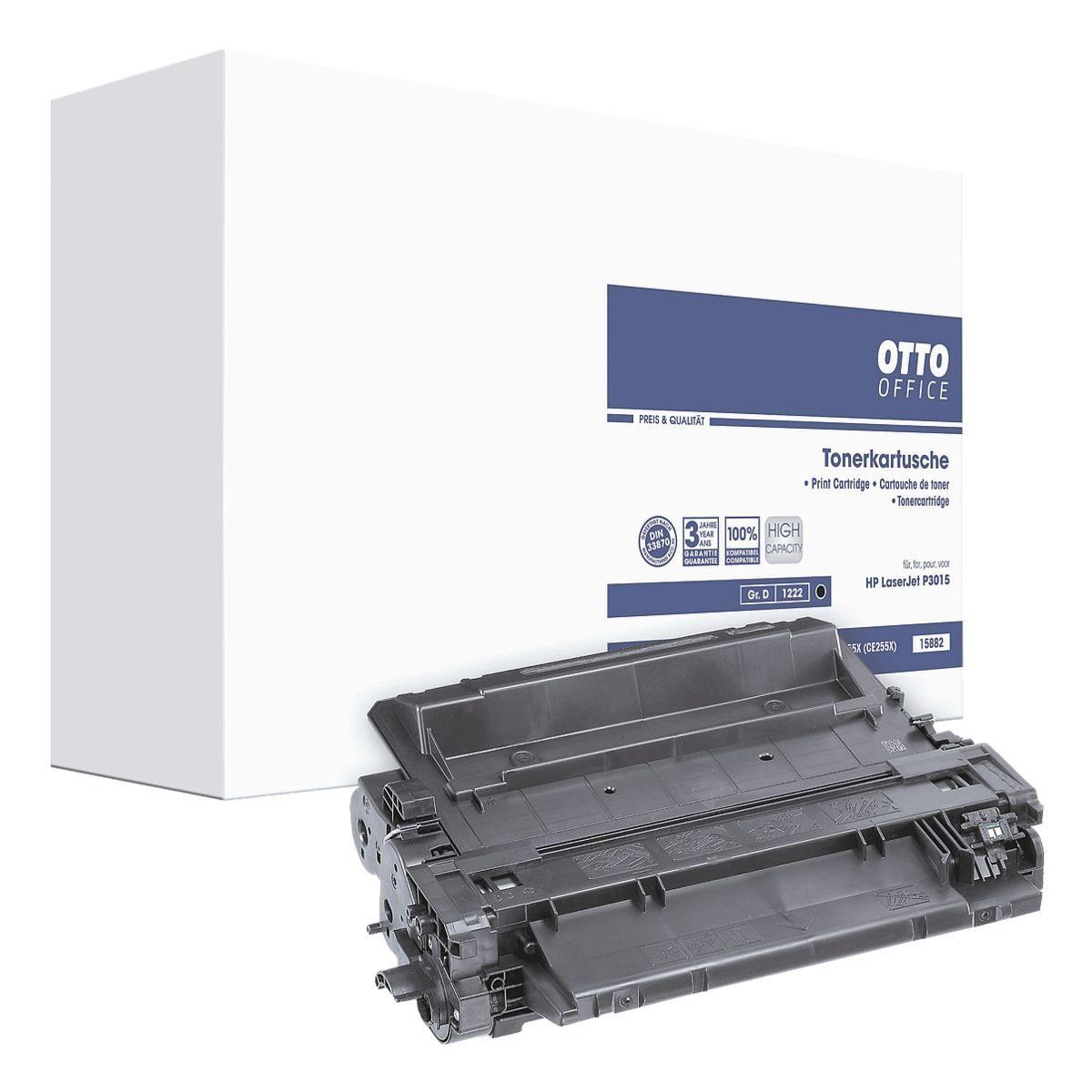 OTTO Office Standard Toner ersetzt HP »CE255X« 55x