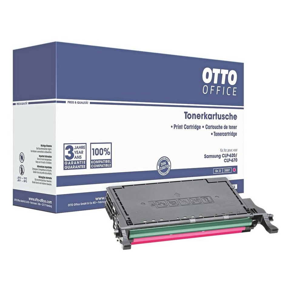 OTTO Office Standard Toner ersetzt Samsung »CLT-M508L«