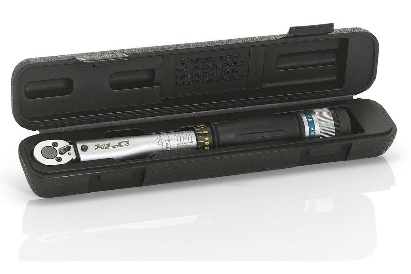 """XLC Werkzeug & Montage »TO-S41 Drehmomentschlüssel 1/4""""«"""