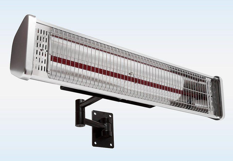 Infrarot Terassenheizung, KlimafirstKlaas, »1.500 Watt«, mit Wand- und Schirmklemme