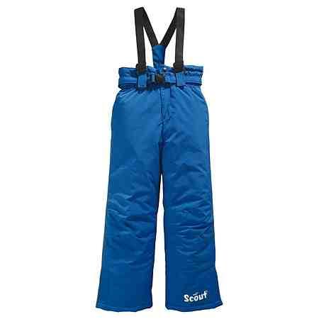 Scout Schneelatzhose mit abnehmbaren Gürtel und Hosenträgern