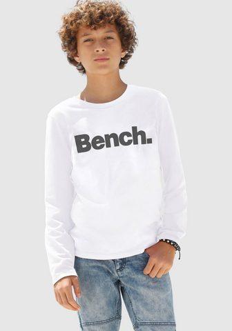 Bench. Marškinėliai ilgomis rankovėmis su Dru...