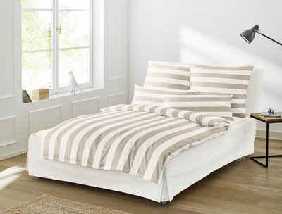 Bettwäsche »Tape«, Irisette, Hochwertige Premium Bettwäsche