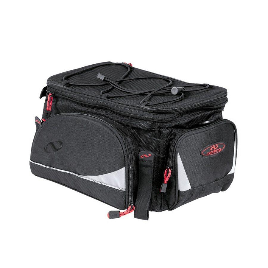 Norco Gepäckträgertasche »Dalton Gepäckträgertasche schwarz«